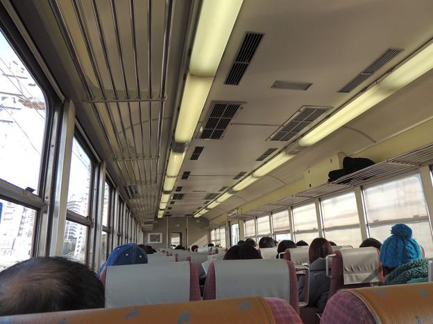 京阪3000系電車 (初代) 車内