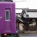 嵐電とお寺