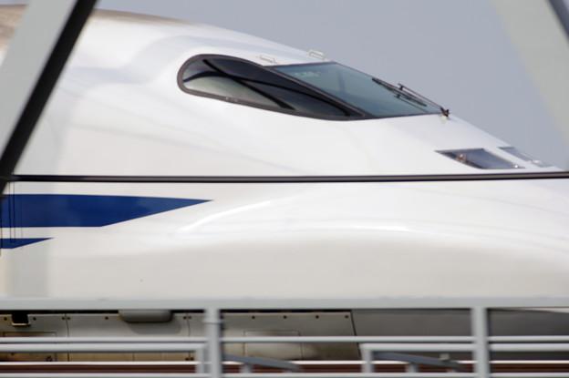 Photos: ボーグで新幹線