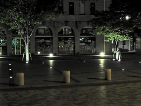 門司港レトロ広場の夜景