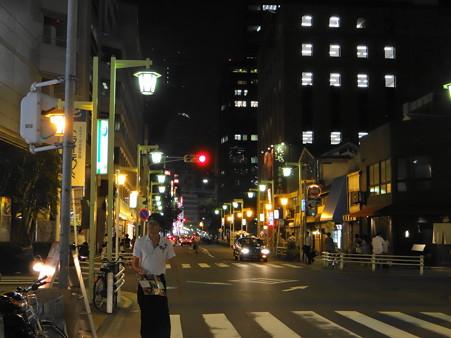 名駅3丁目の夜景