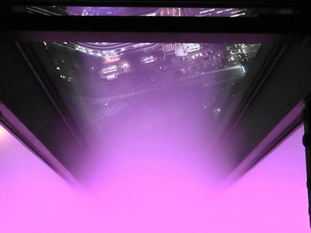 ミッドランドスクエア窓のファンタジー
