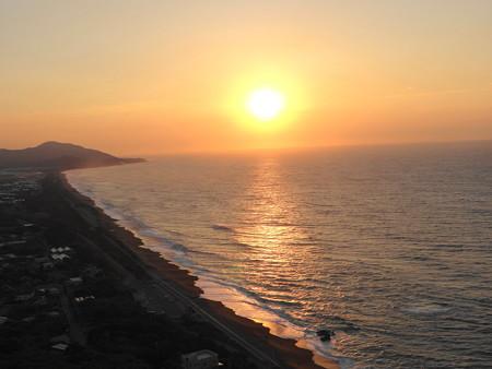 伊良湖の日の出