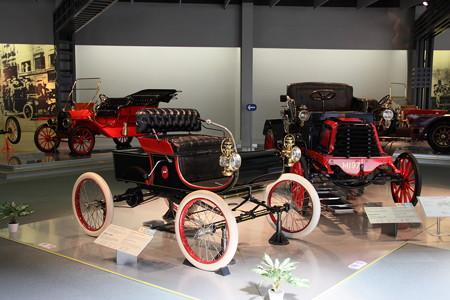 トヨタ博物館:欧米のクラシックカー