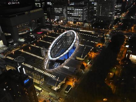 名古屋テレビ塔から見たオアシス21