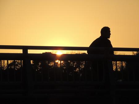夕陽を駆け抜ける~~