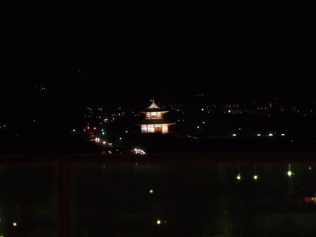 平城宮跡のライトアップ