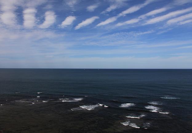 写真: 遥かなる海