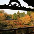 通天橋からの眺め