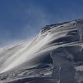 冬山の厳しさ