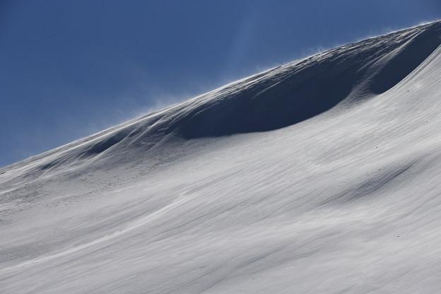 Photos: 雪 壁