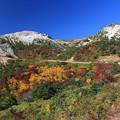 写真: 美しき吾妻の山々