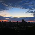 Photos: 夜明けの仙台