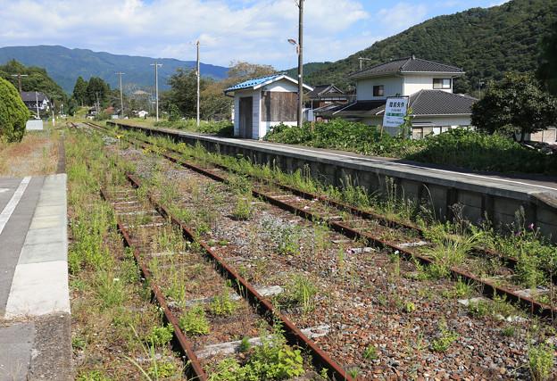 陸前矢作駅の寂しさ