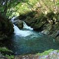 Photos: 生出川の滝見洞