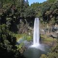 虹の五老ヶ滝