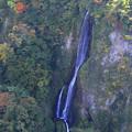 鳴子川渓谷の雌滝