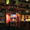 長崎の夜の中華街