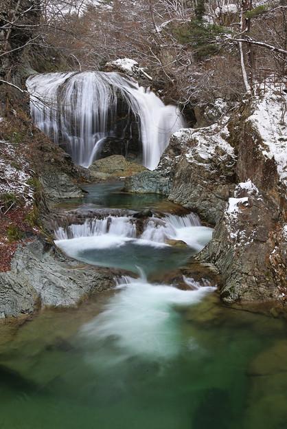 写真: 関山大滝・山形