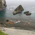 積丹の島武意海岸