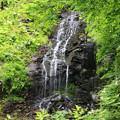 白帆の滝・札幌
