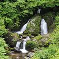 夫婦滝・北海道