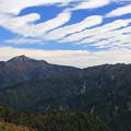 写真: 雲の造形美