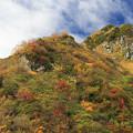 紅葉盛りの立山