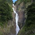 写真: 憧れの称名滝