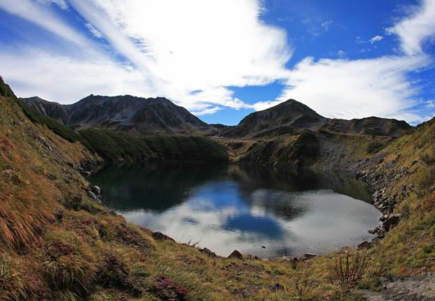 Photos: みくりが池と立山