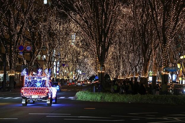 仙台の冬の風物詩