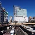写真: 師走の仙台駅前