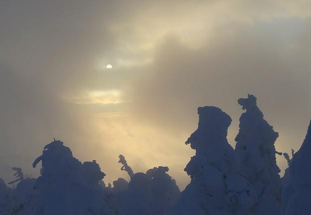 Photos: 濃霧晴れて