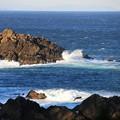 Photos: 荒々しい南三陸の岬