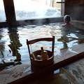 Photos: 味わいの雪見風呂