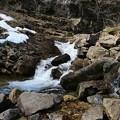 写真: 春の流れ