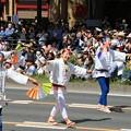 写真: 仙台すずめ踊り