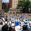 写真: 仙台すずめ流し踊り