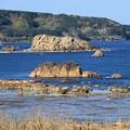 写真: 郷愁そそる大岩海岸