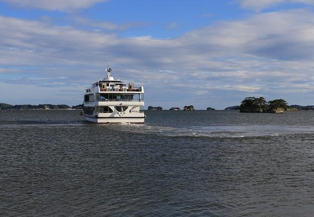 写真: 島巡り(1)
