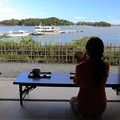 Photos: 松島で茶を味わう