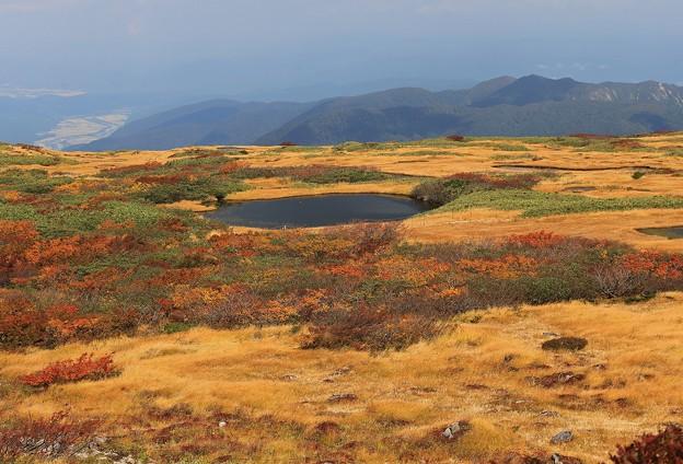 写真: 弥陀ヶ原の夢景観