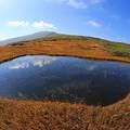 天空の池塘