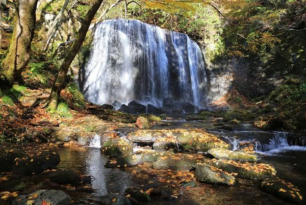 Photos: 達沢の男滝