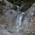 写真: 川原毛の湯滝