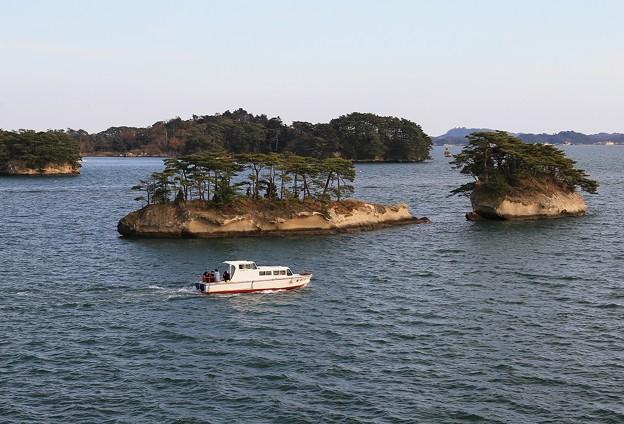 写真: 島巡り
