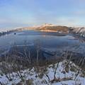 写真: 壮美な摩周湖