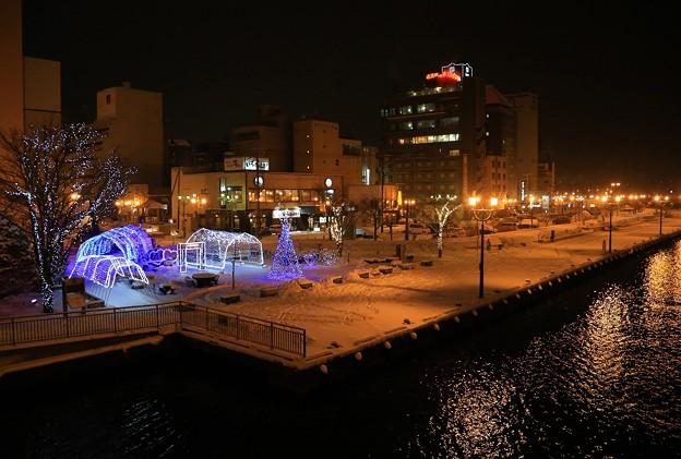 Photos: 釧路の夜