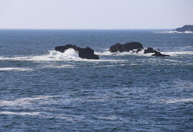 写真: 大海原の光景