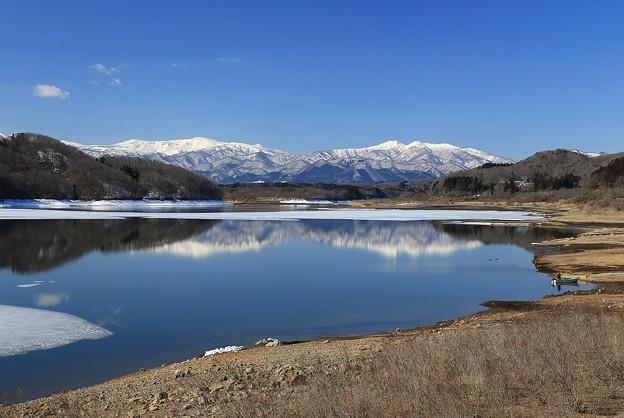写真: 北国みちのくの春
